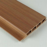 Wood Grain WPC Wall Panel Wood Plastic Composite Panel