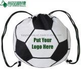 Cheap Custom Football Basketball Sport Fitness Gym Drawstring Backpack Bags