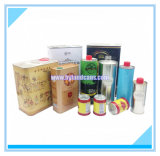 Metal Tin Cans Series for Packaging Olive Oil