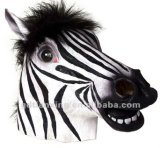 Masquerade Realistic Scary Fancy Costume Halloween Party Colorful Horse Mask