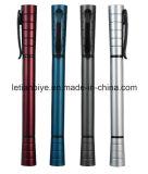 Multifunction Plastic LED Light Pen with Torch (LT-C017)
