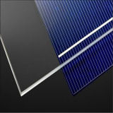 3.2mm 4mm Ultra Clear Textured Solar Glass