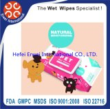 Pet Deodorant Wet Wipes Manufacture