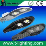Factory Price Two COB High Brightness LED Outdoor Tongue Shape Street Light
