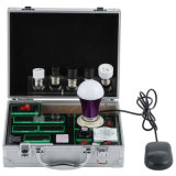 Powerful Cflled AC Lux Power Meter with Dimmer Euro Sockets