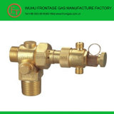 CO2 Gas Cylinder Valve (XF-1)