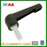 Glass Fibre Reinforced Plastic Adjustable Clamping Lever with Steel Screw