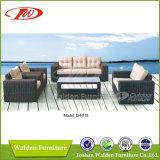Round Rattan Outdoor Furniture