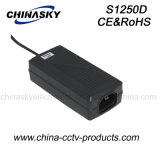 12V DC Power Adapter for CCTV Camera (S1250D)
