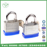 30mm Wide Zinc Plating Stainless Steel Laminated Padlock (730Z)