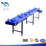 Bespoke Stainless Steel Flat Belt Conveyors for Food