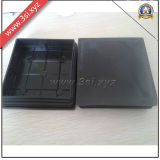 Waterproof Plastic Square Tube End Plugs for Steel Pipe (YZF-H201)