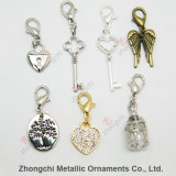 Best Selling Metal Dangels for Glass Lockets Jewelry