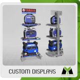 Sturdy Metal Car Chargers Display Stands