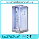 Square Glass Steam Shower Cabin (GT0539)