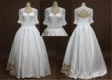 A-Line Lace Slim Wedding Dress Bridal Gown Fashion Dress