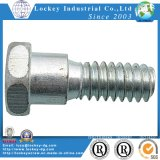 Hex Head Machine Screw with Shoulder
