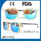 Custom Hand Made Optical Frame Wood Sunglasses /Bamboo Sunglasses