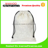 Durable Nature Tea Bag with Drawstring for Packaging