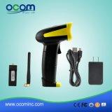 Long Distance RF433MHz Wireless Laser Barcode Scanner (OCBS-W380)