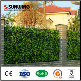 New Products Cheap Artificial Leaves Hedges for Garden