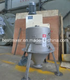 Vertical Ribbon Mixer with Ball Valve