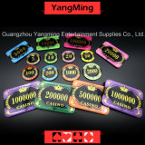 Anti-Counterfeiting Crystal Poker Chip (YM-CP30-31)