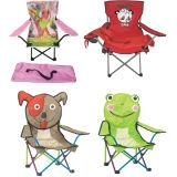 Kid Cartoon Animal Folding Camping Chair (SP-110)