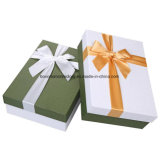 Lid & Base Paper Wedding Gift Box/Birthday Paper Package/Holiday Gift Package