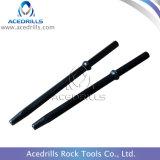 Rock Drill & Blast Hole Drilling H22*108mm 7 Degree Shank Taper Drill Rod