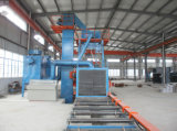 H Beam Steel Sand Blasting for Surface Cleaning and Processing