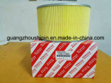 Auto Cartridge Paper Air Filter for Toyota (17801-17020)