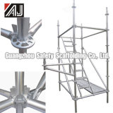 Heavy Duty Galvanized Steel Layer Scaffold System, Guangzhou Manufacturer