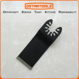 34mm (1-3/8′′) Diamond Oscillating Plunge Cutting Multitool Blade with Quick-Fit