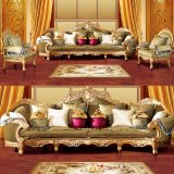 Wooden Sofa for Living Room Furniture Set (962A)