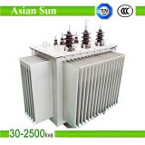 11 Kv 630kVA 1000kVA Toroidal Oil Filled Transformer Power Transformer