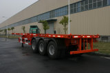 40ft Skeletal Container Trailer Chassis (HZZ9400TJZP)