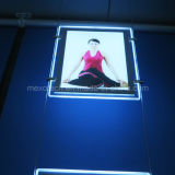 Advertisement Signboard Crystal Acrylic LED Slim Light Box (CDH03-A4P-16)
