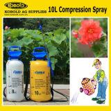 10L Garden Mist Manual Pressure Sprayer
