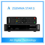 Zgemma S DVB-S2 Satellite Receiver IPTV Set Top Box Linux OS Cloud Ibox II Plus Upgrade