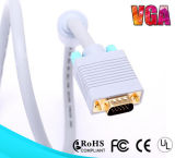 High Quality Blue 3+9 VGA Cable