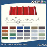 2014 Hot Selling Color Metal Roofing Sheet