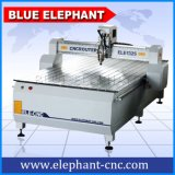 Blue Elephant 1325 3D CNC Wood Carving Cutting Machine for Sale