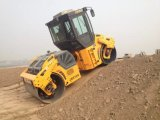 10 Ton Double Durm Self-Propelled Vibratory Road Roller Compactor (JM810H)