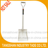 High Quality Whole Steel Handle Square Shovel