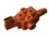 1 Spool Monoblock Valve Handle Control for Agriculture Machine Customization