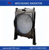 R4105zd-56-PT-W-4: Water Aluminum Radiator for Diesel Engine
