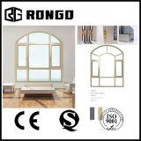 Rongo Aluminum Window with Arc Roof Style