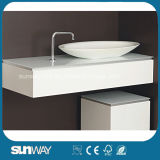 Hot Sale MDF Bathroom Cabinet with Certificate (SW-MF1206)