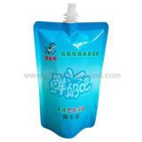 Stand-up Spout Pouch for Milk Packing